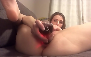 Fisting and a Bottle