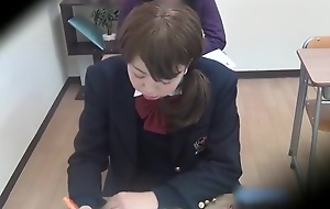 japanese girls farting in classroom part 2