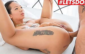 HER LIMIT, Hot Asian Teen Jureka Del Mar Has Rough Assfuck With Mike