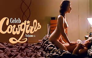 Celebrity Cowgirls Volume Five