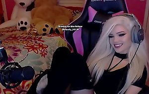 Twitch teen thick paws gamer