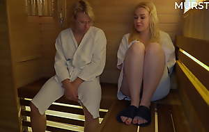 A stranger taught me how object of the sauna