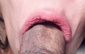 ASIAN XTREME CLOSE UP Blow job WITH MY Route Side