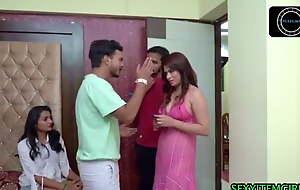 Indian Exalt On the top of Rent Sex Episode 1