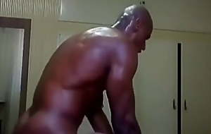 Rough anal-copulation and exasperation slapping