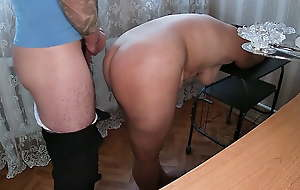 Undressed mom always assents yon anal copulation