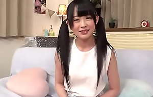 Not quite Legal Japanese Teen With Inseparable Tits Fucked