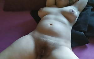 Cumming on my thick stepsister's hairy pussy! - Pearly Mari