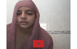 Moroccan Unreserved hijab hot dance 2021