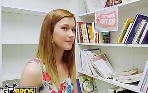 BANGBROS - Beloved Redhead Teen Alaina Dawson Desires To Learn Tantric Sex (POV)