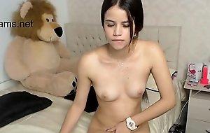Preety latina teen undresses cam - 22cams.net