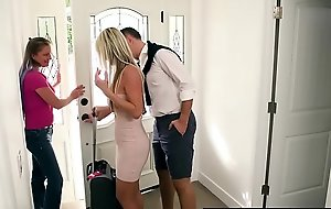 Brazzers.com - total dirty slut wife stories - my wifes sister scene starring tylo duran and keiran lee