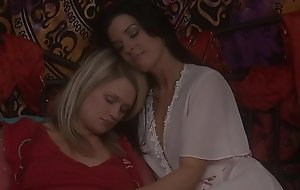 Heather starlet and india summer shot at a lesbo event