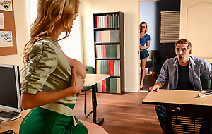 Alexis Fawx & Bailey Brooke & Danny D just about Order of the day Dreams - Brazzers