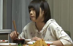Japanese teen screwed by their way granddaddy