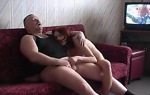 That babe Loves Her Nights In With Stepfather !