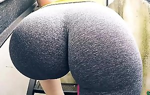 Mythological Round HUGE Ass with Tiny Waist with an increment of Cameltoe OMG!