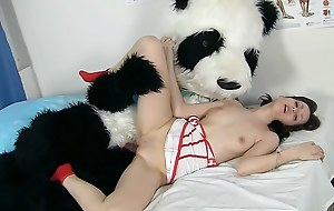 Abusive sex just about cure a sick panda