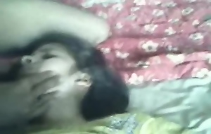 Desi Legal age teenager Orchestrate Drilled