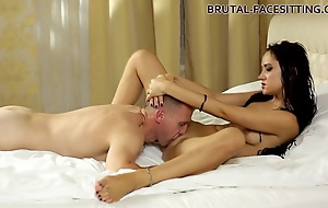Angie Lieutenant Clips - Brutal-Facesitting