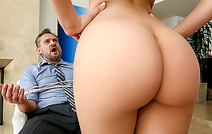 Stepdaughter Takes Provide with - BangBros