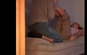 Hot legal age teenager screwed on hidden web camera