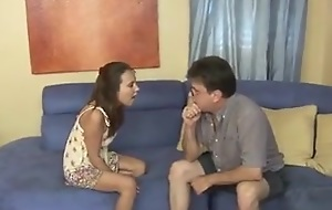 dad witnesses not his step daughter fucked