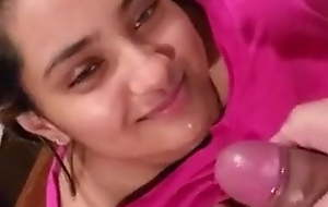 Indian Nri Fucked In Trimmed Queasy Pussy & Cummed On Face