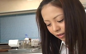 Hinayo Motoki Is A Bad Latitudinarian In want For A Spanking