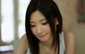 Horny Japanese model in Fabulous HD JAV scene