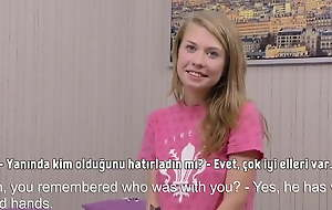 Defloration - Gwineth Petrova - Turkish Subtitle