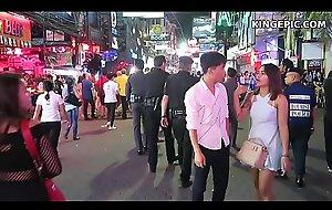 Pattaya Street Hookers and Thai Girls!