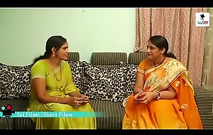 Hot Telugu Aunty Lovin' with his Raw recruit Friend sisterly