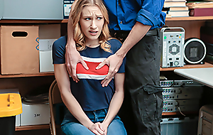 Kasey Miller in Spat No. 8394758 - Shoplyfter