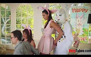 Brother Fertilizes his sister Avi Loves Eggs on Easter