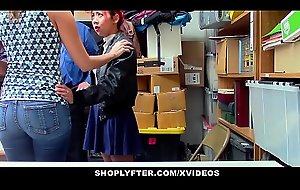 ShopLyfter - Hot Asian Mom Fucks for Fry Exemption