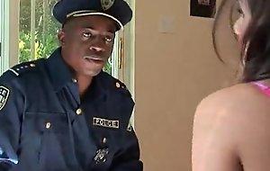 Officials detention tori black
