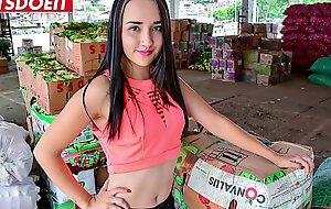 LETSDOEIT - Hot Latina Teen Picked Up And Fucked Hardcore