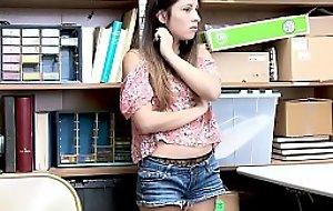 Teen Latina Brunette Gets Punishing Sex Big Weasel words