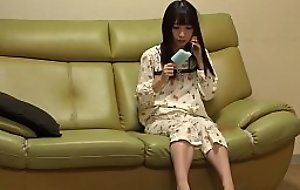 Tiny Japanese Schoolgirl Teen Used, Abused &_ Fucked At the end of one's tether Motor coach