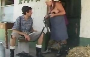 BBW Granny Takes Telling Juvenile Cock