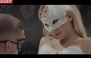 LETSDOEIT - Beauteous Teen Baby Gets Drilled By A Big Blarney In Fantasy Enjoyment from