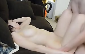Abused Teen forced and rough sex with stepbro