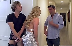 Brazzers Exxtra - (AJ Applegate, Toni Ribas) - Double Pierce Assignation