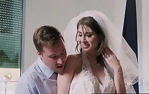 Brazzers - Real Wed Untrue  myths - Say yes To Procurement Fucked In Your Wedding Attire scene working capital Karina