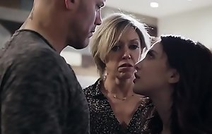 Stepdaughter lured into taboo fuck by slanderous parents