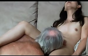 Daddy almost caught my uncle fucking me about put emphasize ass