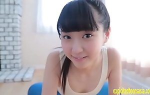 Amateur Rurika Mukushima Emerges In Her Debut Movie Teddy Pulled Tight
