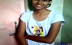 Indian fianc' movie Legal age teenager Stripping for Go steady with - KacyLive xxx fianc' movie