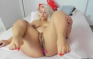 Chubby Showing Chubby Exasperation Increased by Burly Boobs Free Live Cam4LiveSexxx sex movie